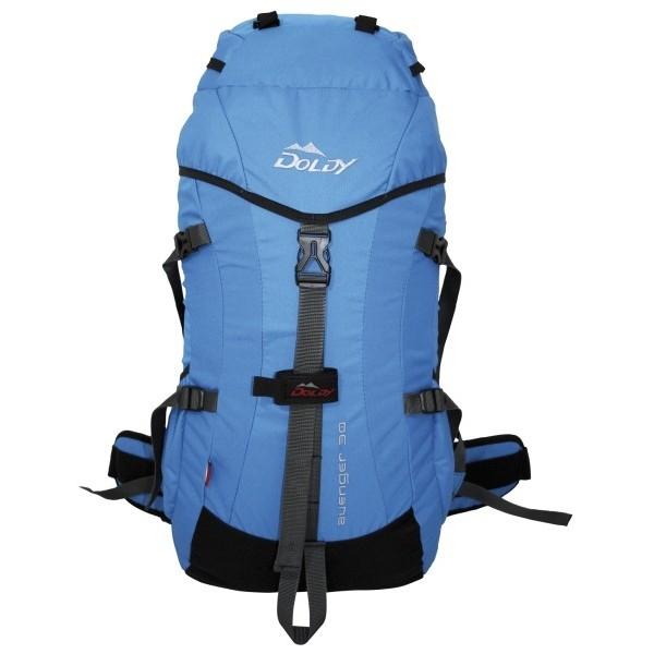 Batoh Doldy Avenger 40 modrý. 4 obrázky v galerii 2e3c8b769c