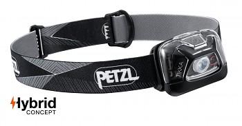 Čelovka PETZL Tikka černá 300 lm