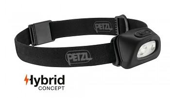 Čelovka PETZL Tactikka Plus Hybrid - černá