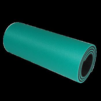 Karimatka YATE dvouvrstvá 12 mm zelená