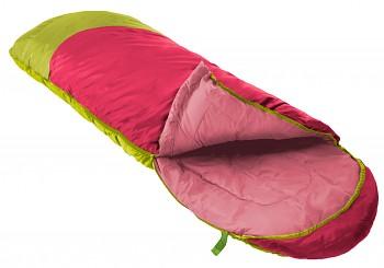 Dětský spacák PRIMA PARROT 300 pink L