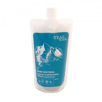 Prací gel TEAL Sport Neutral 250 ml