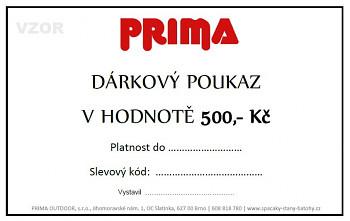PRIMA Dárkový poukaz - on-line
