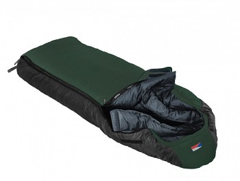 Spacák PRIMA MANASLU 230 Comfortable zelený L