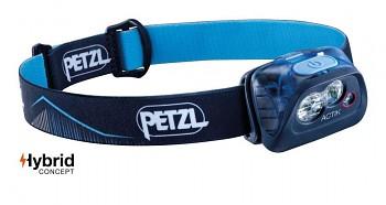 Čelovka PETZL ACTIK 350 lm modrá